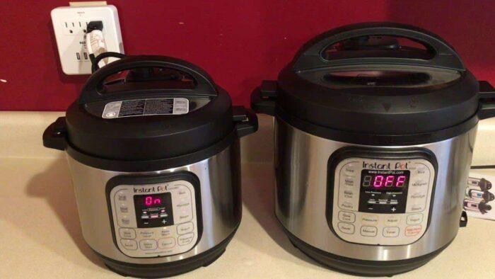 INSTANT POT 3QT vs 6QT | Instant pot recipes, Instant pot beef, Instant pot pork